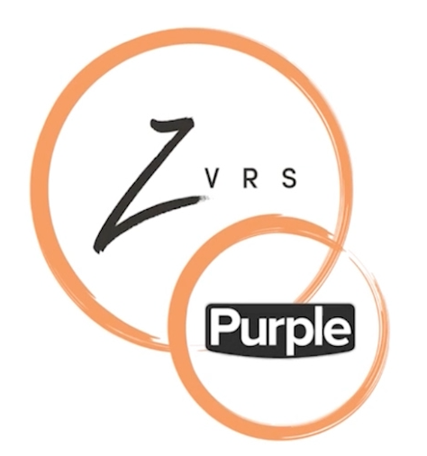 ZVRS Purple Logo